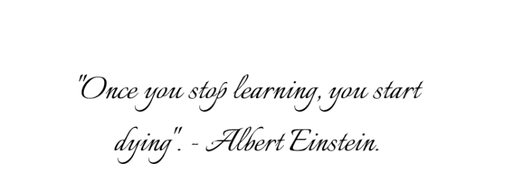 4-quote-about-once-you-stop-learning-you-start-dying---albe-image-white-background