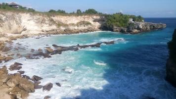 Blue lagoon, Nusa Lembongan
